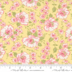 Grace - Main Floral Sunbeam - PRE-ORDER DUE SEPTEMBER