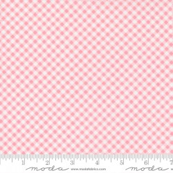 Grace - Gingham Blush - PRE-ORDER DUE SEPTEMBER