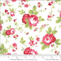 Sophie - Main Floral Linen - PRE-ORDER DUE MARCH