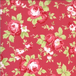 Sophie - Main Floral Rosey - PRE-ORDER DUE MARCH