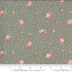 Sophie - Medium Floral Cobblestone - PRE-ORDER DUE MARCH