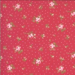 Sophie - Medium Floral Rosey