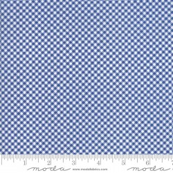 Catalina - Gingham Sapphire - PRE-ORDER DUE APRIL