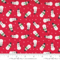 Holiday Essentials - Christmas - Snowman Berry