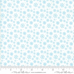 Jolly Season - Snowflakes Snow - PRE-ORDER DUE JUNE