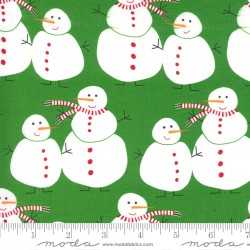 Merry And Bright - Snowmen Ever Green