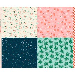 Ruby Star Society - Peppermint Please - Wrap Panel