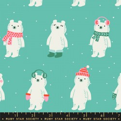 Ruby Star Society - Flurry - Snow Bears Icebox - PRE-ORDER DUE JULY