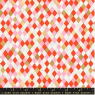Ruby Star Society - Flurry - Gift Wrap Ruby - PRE-ORDER DUE JULY
