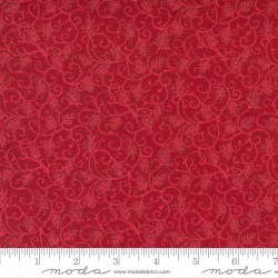 Sparkle And Shine Glitter - Swirling Frost Crimson - PRE-ORDER DUE AUGUST