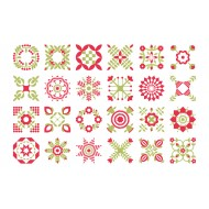 Beautiful Day - Quilt Panel - PRE-ORDER DUE JANUARY