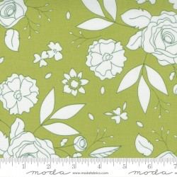 Beautiful Day - Blooms Pistachio - PRE-ORDER DUE JANUARY