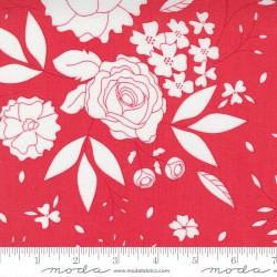Beautiful Day - Blooms Scarlet - PRE-ORDER DUE JANUARY
