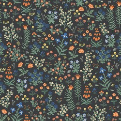 Camont by Rifle Paper Co - Meadow Black - PRE-ORDER DUE NOVEMBER/DECEMBER