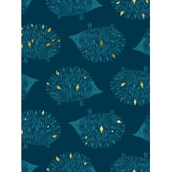 Ruby Star Society - Darlings - Prickles Dark Teal