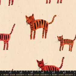 Ruby Star Society - Darlings - Tiger Stripes Orange