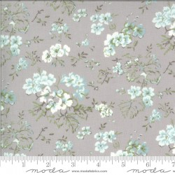 Dover - Field Floral Grey - PRE-ORDER DUE OCTOBER
