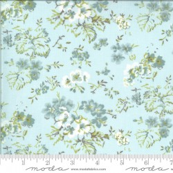 Dover - Field Floral Sea Glass - PRE-ORDER DUE OCTOBER