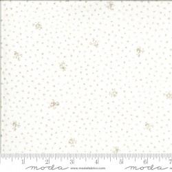 Dover - Little Floral Linen White - PRE-ORDER DUE OCTOBER