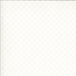 Dover - Tonal Dot Linen White - PRE-ORDER DUE OCTOBER