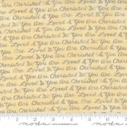 Effie's Wood - Words Goldenrod - PRE-ORDER DUE NOVEMBER