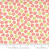 Strawberries And Rhubarb - Daisies Linen Strawberry - PRE-ORDER DUE MAY