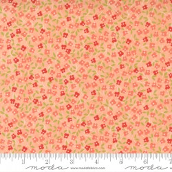 Strawberries And Rhubarb - Bundle of 10 Fat Quarters - 1 FQ Free (1) - PRE-ORDER DUE MAY