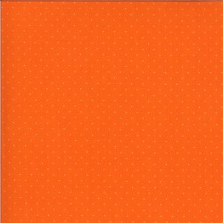 It's Elementary - Pindot Orange - PRE-ORDER DUE SEPTEMBER