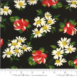 It's Elementary - Garden Blooms Black - PRE-ORDER DUE SEPTEMBER