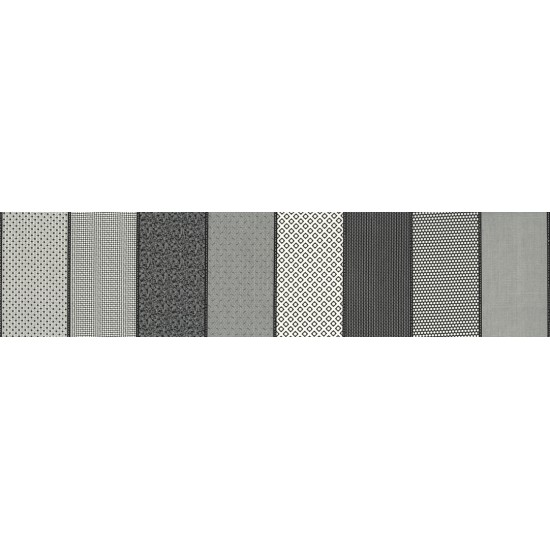 Low Volume Lollies - Charcoal Ivory - PRE-ORDER DUE MAY