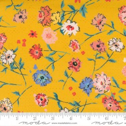 Lady Bird - *Fat Quarter Bundle - 20 FQs, 2 FQs Free and Mystery Gift* - PRE-ORDER DUE SEPTEMBER