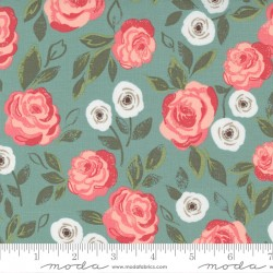 Love Note - Roses In Bloom Dusty Sky - PRE-ORDER DUE DECEMBER