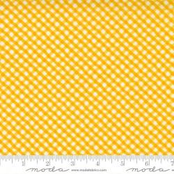 Petal Power - Bias Plaid Yall Yellow - PRE-ORDER DUE NOVEMBER