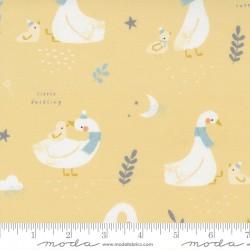 Little Ducklings - Bundle of 5 Fat Quarters in Mustard - PRE-ORDER DUE JUNE