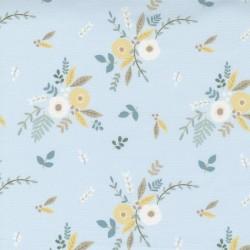 Little Ducklings - Floral Bouquet Blue - PRE-ORDER DUE JUNE