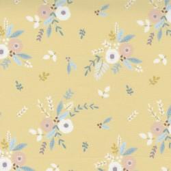 Little Ducklings - Floral Bouquet Mustard - PRE-ORDER DUE JUNE