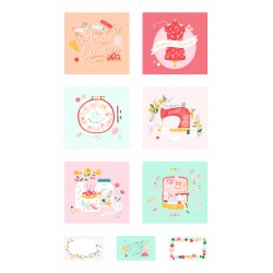 Sew Wonderful - A Sewing Panel - PRE-ORDER DUE DECEMBER