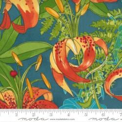 Carolina Lilies - Carolina Lilies Teal - PRE-ORDER DUE DECEMBER