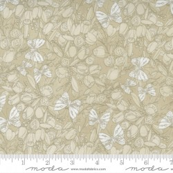 Tulip Tango - Love Butterfly Washed Linen - PRE-ORDER DUE MAY
