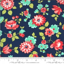Shine On - Blossom Navy - PRE-ORDER DUE NOVEMBER