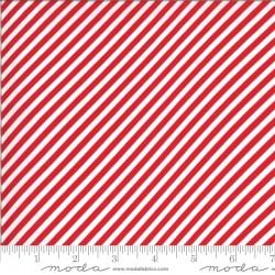 Shine On - Stripe Red - PRE-ORDER DUE NOVEMBER