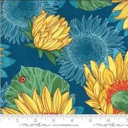 "Solana - Sunflowers Horizon - 24"" Bolt End"
