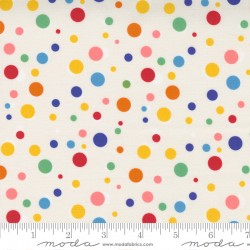 Story Time - Happy Dots White - PRE-ORDER DUE JULY