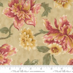 Threads That Bind - Wild Rose Bouquet in Tan - PRE-ORDER DUE MARCH
