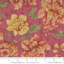 Threads That Bind - Wild Rose Bouquet in Rose - PRE-ORDER DUE MARCH