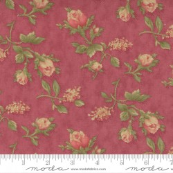 Threads That Bind - Wild Rose in Rose - PRE-ORDER DUE MARCH