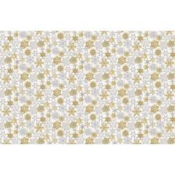White Christmas - Snowflakes Duotone