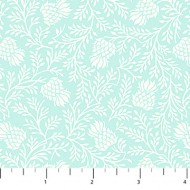 Stag and Thistle - Thistle Thicket Light Turquoise