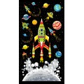Blast Off Into Space - PRE-ORDER DUE MARCH