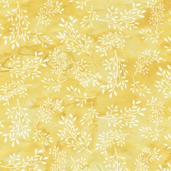 Misty Morning - Delicate Vine Yellow - PRE-ORDER DUE MARCH